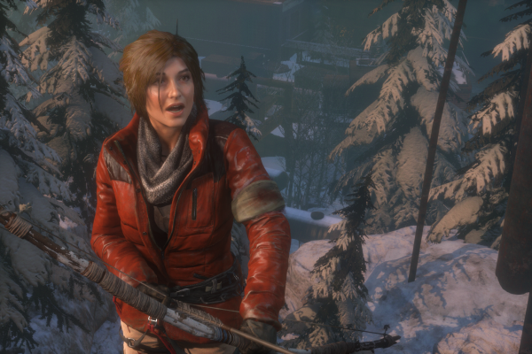 Rise of the Tomb Raider - Lara